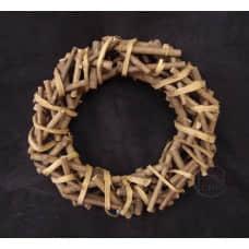 榛材段木藤圈