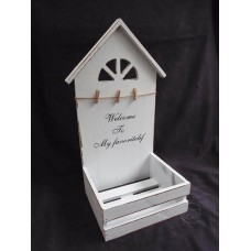 房子造型木盒