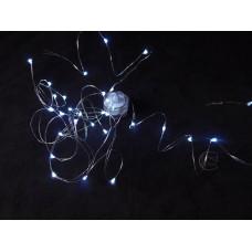 材料-LED 防水銅線燈 (白燈)