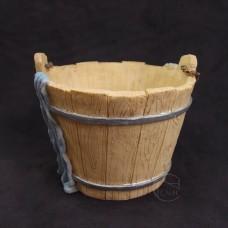 樹脂花器-水桶(小)