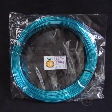 彩色鋁線-2.0mm(淺藍色)