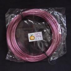 彩色鋁線-2.0mm(粉色)