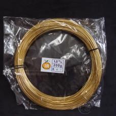 彩色鋁線-1.5mm(金色)