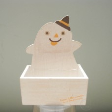 萬聖節-HW320-C 幽靈木盒