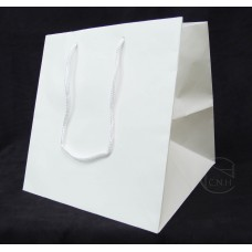 包裝-提袋 Carrier Paper Bag S 白