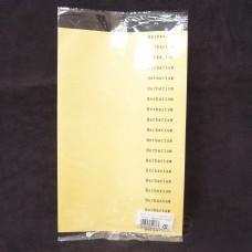 裝飾102-1203-0Herbarium貼紙