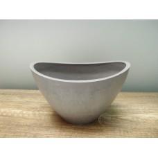 塑膠-LEAD STYLE 花器LGPL0920GYPolypropylene Flower Vase
