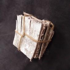 木製-YW249樹皮 (白色)