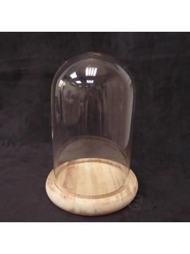玻璃-蓋子花瓶G007