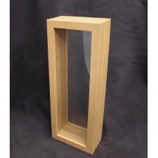 木製-CLAY 花器680-821-310herbier窄長立框