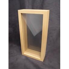 木製-CLAY 花器680-822-310herbier長方立框