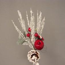 聖誕-花插 TH03-10451 Pine Cone Pick