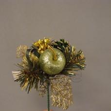 聖誕-花插 XD-8156LTGR 淺綠色組合