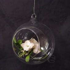 玻璃-15cm玻璃吊球(窄口)