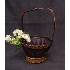 古典籃-圓籃