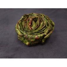 人造枝-扁帶捲(綠)