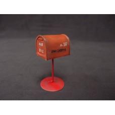 擺飾-信箱(紅)