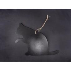 掛飾-貓造型黑板
