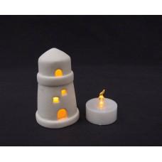 擺飾-LED燈小燈塔