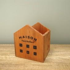 木製-GREEN HOUSE 花器3900-A-NAWood Flower Vase