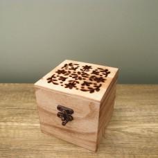 木製-GREEN HOUSE 花器4219-BWood Box Display