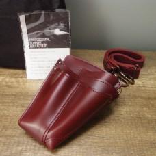 工具袋-真皮FC-104 ScarpeWine Red