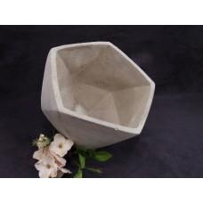 水泥幾何造型花器