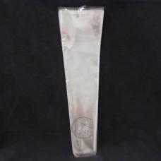 包裝-一支透明花袋