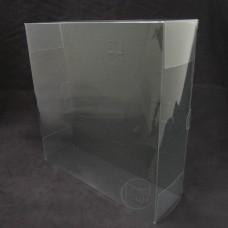 包裝-PVC花圈展示盒-S
