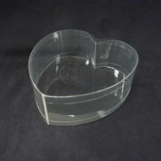 包裝-心型PVC盒-L
