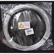 彩色鋁線-2.0mm(亮銀色)