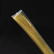 材料-水引線 特光(淡金)