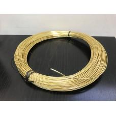 彩色鋁線 1.5mm 200g 淺金色