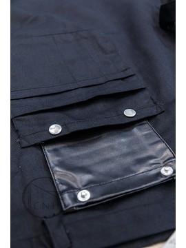 圍裙 EP-33BK 黑 M號