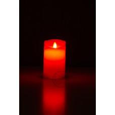 大號搖擺蠟燭 紅