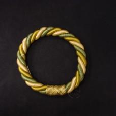 ASCA 裝飾A-72136-054繩花圈橄欖
