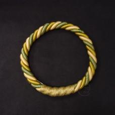ASCA 裝飾A-72137-054繩花圈橄欖