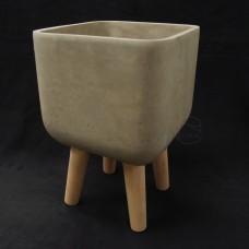水泥-103-1水泥花器