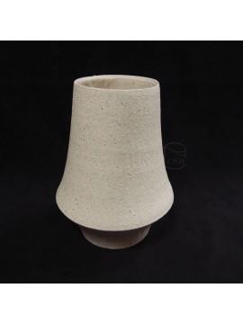 陶瓷-CLAY 花器190-077-101陶瓷花瓶(白)