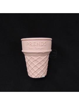 陶瓷-Green House 花器4448-BS冰淇淋杯(粉)
