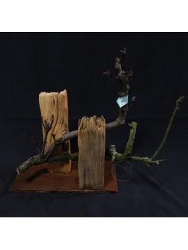 花器 方木