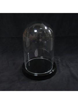 玻璃-花器 BB338-3M 玻璃+黑底座