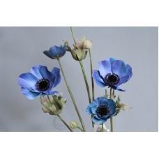 人造花 FM004487-010 海葵 藍