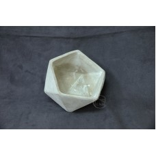 WJ006-小水泥花器16X16X13cm
