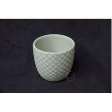 L10007-4灰陶瓷10.5X10.5X10cm