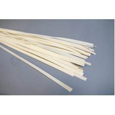 米色木片條 寬1cm長130cm 約35入