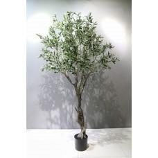 人造葉 A-50910-44 油橄欖樹 綠
