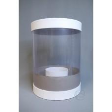 包裝 紙花盒 9773 白 Ø21.5xH25.5