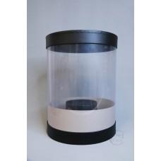 包裝 紙花盒 9772 黑 Ø21.5xH25.5