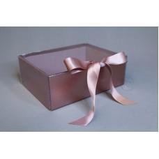 包裝 紙花盒 7970 小 粉 22x17xH8